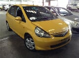 Photo 07 honda jazz gli upgrade 5 sp manual 5d...