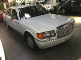 Photo 89 mercedes-benz 420 sel 4 sp automatic 4d...
