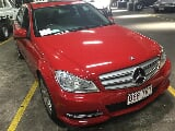Photo 12 mercedes-benz c200 be w204 my11 7 sp...