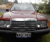 Photo 1988 Mercedes-Benz 300E