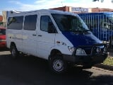 Photo 2003 Mercedes-Benz Sprinter 4x4 316CDi
