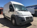 Photo 2010 Fiat ducato maxi high roof van 2 tonne