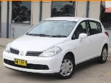 Photo 2008 nissan tiida st c11 my07