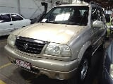Photo 04 suzuki grand vitara sports (4x4) 5 sp manual...