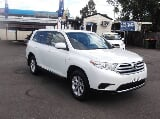 Photo 2012 toyota kluger