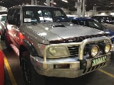 Photo 00 nissan patrol st (4x4) gu ii 5 sp manual 4x4...