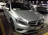 Photo 13 mercedes-benz a200 be 176 7 sp automatic 5d...