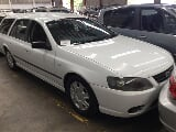 Photo 07 ford falcon futura bf mkii 4 sp auto seq...