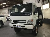 Photo 08 mitsubishi fuso canter fg84d 4x4 manual...